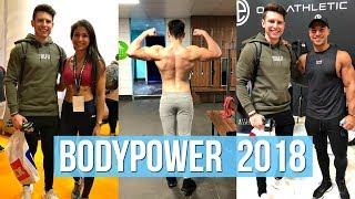 BODYPOWER 2018 feat. Full Upper Body Workout