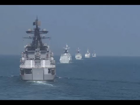 Joint Sea 2016: Russia, China drills end with amphibious & air landing ops