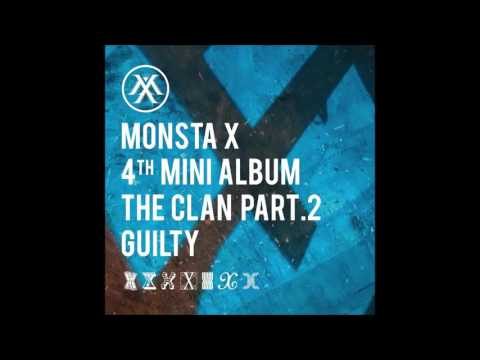 MONSTA X – THE CLAN Pt.2 'GUILTY' [4th Mini Album] [+LINK DOWNLOAD]