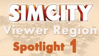 WEB Gaming Central SimCity Solo Region Play