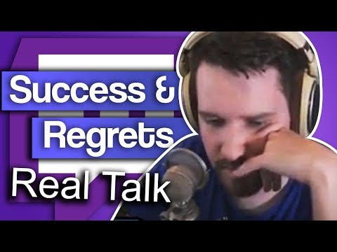 Success & Networking, Regrets & Role Models -  Post TwitchCon Real Talk