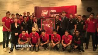 MTUTD.TV วันที่ 3 เดินทางขอบคุณ Novotel Bangkok IMPACT