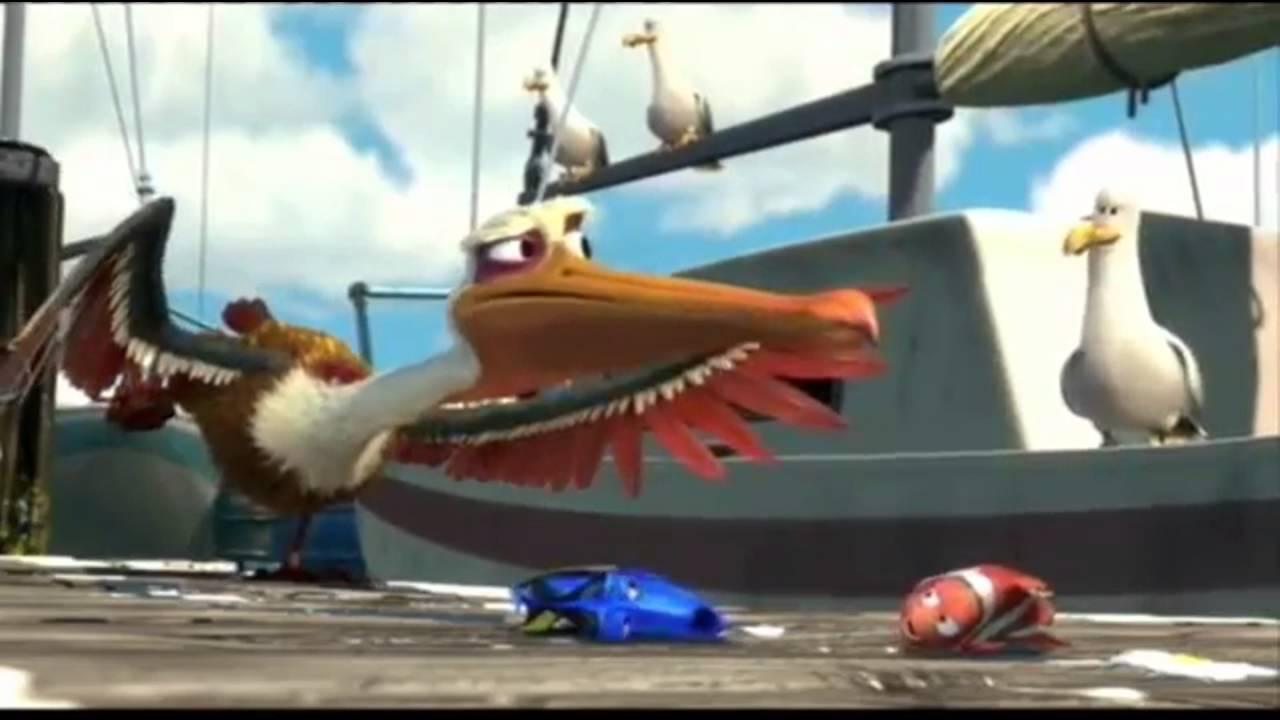 Nemo and Noot Birds - meme - YouTube