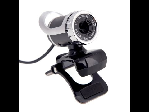 Webcam USB 12 Megapixel HD Camera  see quality of camera aliexpress