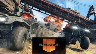 Big Burly Blackout W/ The Boys // Call of Duty Black Ops 4 Multiplayer