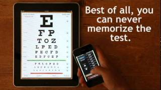 Eye Chart Pro - Available for iPad!