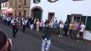 Schützenfest Bürvenich Stechschritt 2015
