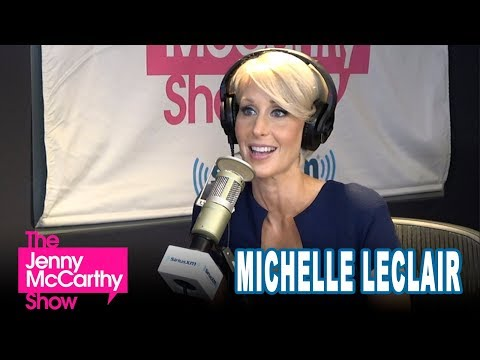 Michelle LeClair on The Jenny McCarthy Show