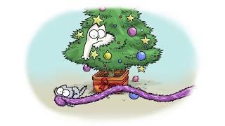 Кот Саймона - Рождественский список в цвете