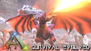 ark survival evolved new update dragon diplodocus leech anniversary event spotlight v242