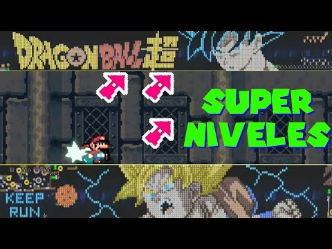 Estos sí son nivelazos 💪 | Mario maker en español