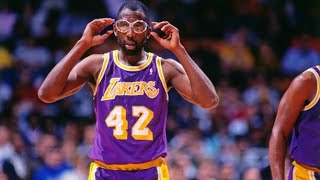 James Worthy - On the Line