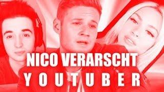 NICO VERARSCHT YOUTUBER | erbärmlich | inscope21