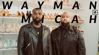 Our interview with celebrity stylists wayman and micah, who told us about their creative process, favorite accessories living life through fashion....