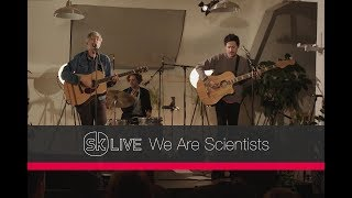 We Are Scientists - After Hours [Songkick Live]