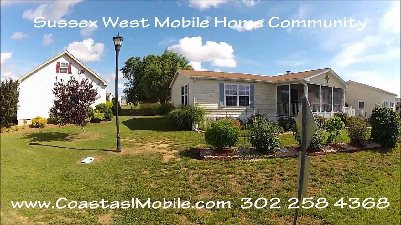 Sussex West Lewes Delaware Mobile Homes