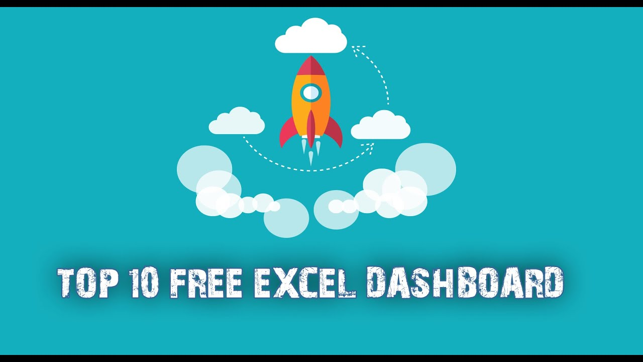 Top 10 free excel 2013 dashboard templates youtube top 10 free excel 2013 dashboard templates maxwellsz
