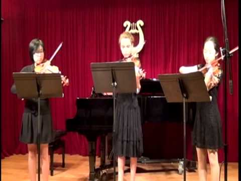 Christmas Violin Trio