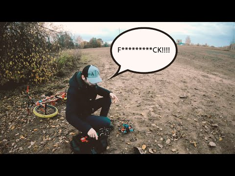 Фото Когда собрал свой первый FPV дрон...