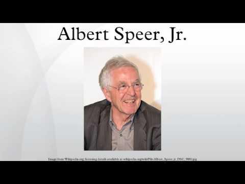 Albert Speer Jr.