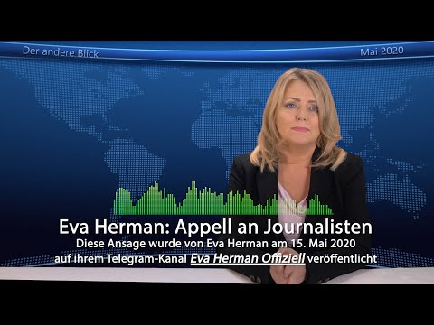 Eva Herman: Appell an Journalisten