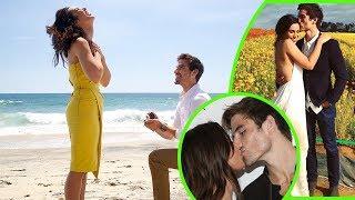 Ashley Iaconetti & Jared Haibon Get Engaged on Bachelor in Paradise