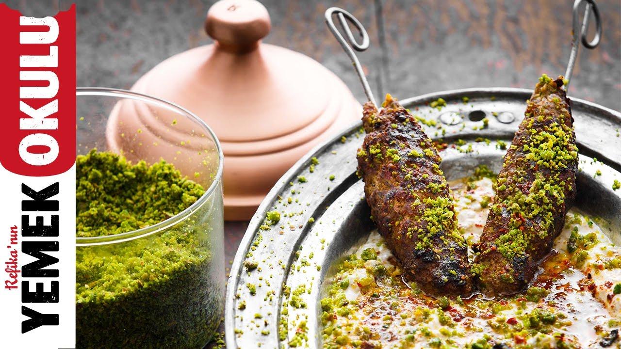 Kolay Fıstıklı Kebap ve Acele Alinazik Tarifi | Dışarıdan Söylediğimiz Yemekler