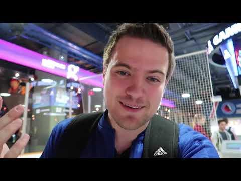 NHLGWC Vlog: Nasher Visits The Hockey Hall Of Fame