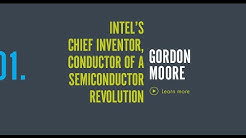 Scientists You Must Know: Gordon Moore