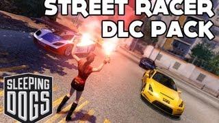 Sleeping Dogs - The Street Racer Pack DLC