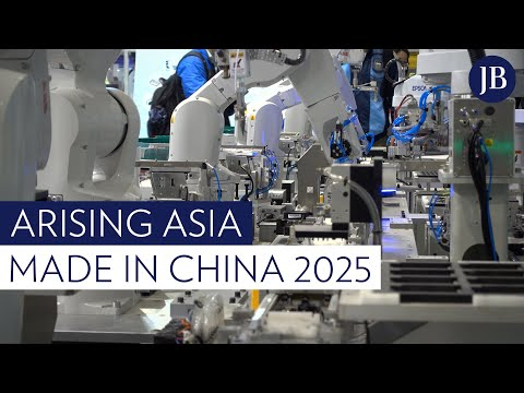 Next Generation: Made in China 2025