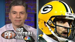 Aaron Rodgers, Matt LaFleur hashing out new offense | Pro Football Talk | NBC Sports