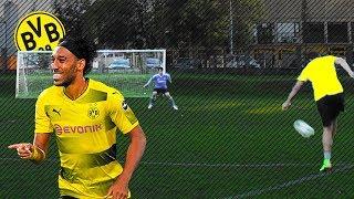 Aubameyang Football Challenge ● 2017 ft. Fake Skilltwins
