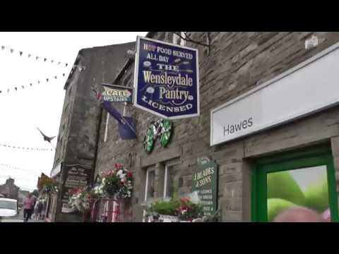 Hawes, North Yorkshire, part 2 - July 2014