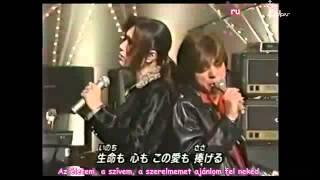 Gackt ekkor még a Malice Mizer frontembere volt és duettben előadjá...
