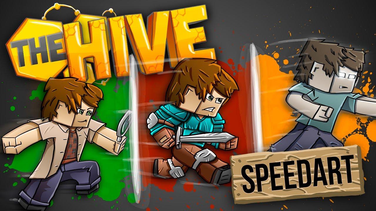 minecraft server logo - the hive  for jollyol u0026 39 brits