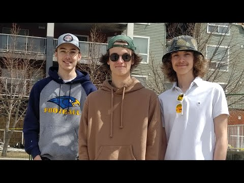 'We did our best': These 3 Alta. teens rushed into a burning retirement home