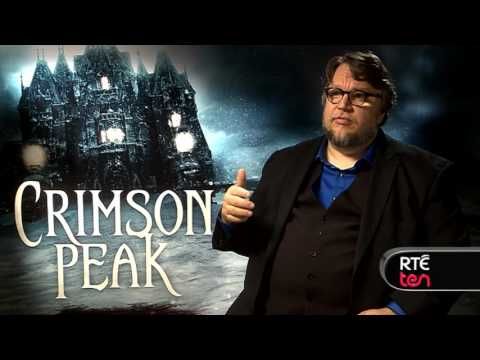 Guillermo del Toro recalls his run-ins with ghosts