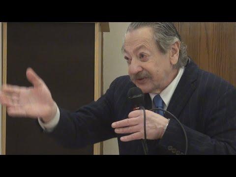 Dr. Carlos G. Rizowy, Senior Analyst at Strategic Global Vision, Inc. speaks to OCPAC 02/25/15