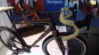 EUROBIKE 2015 - OPEN CX bike with 27.5