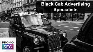 Black Cab Advertising Specialists