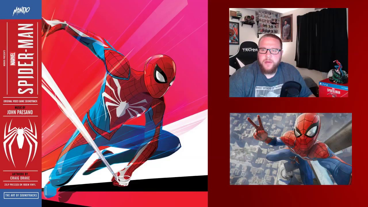 Spider Man Ps4 Original Soundtrack Coming To Vinyl Youtube