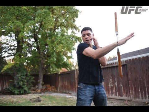 Nick Diaz Jasta Show Interview