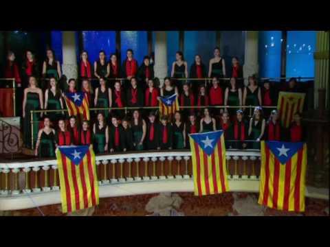 El cant de la senyera - Concert Sant Esteve 2016