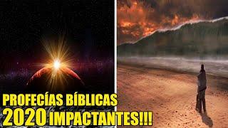 PROFECÍAS BÍBLICAS IMPACTANTES 2020, YA NADA SERÁ IGUAL!!!