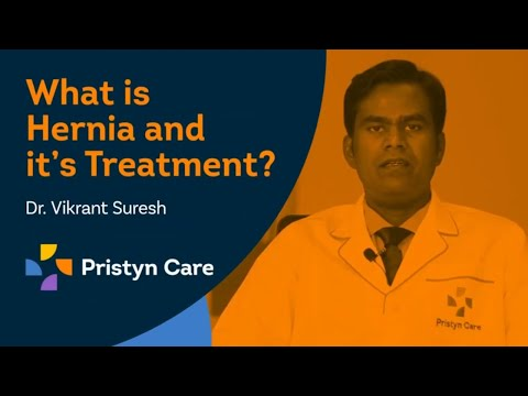 Best Hernia Treatment   Dr. Vikrant Suresh   Pristyn Care