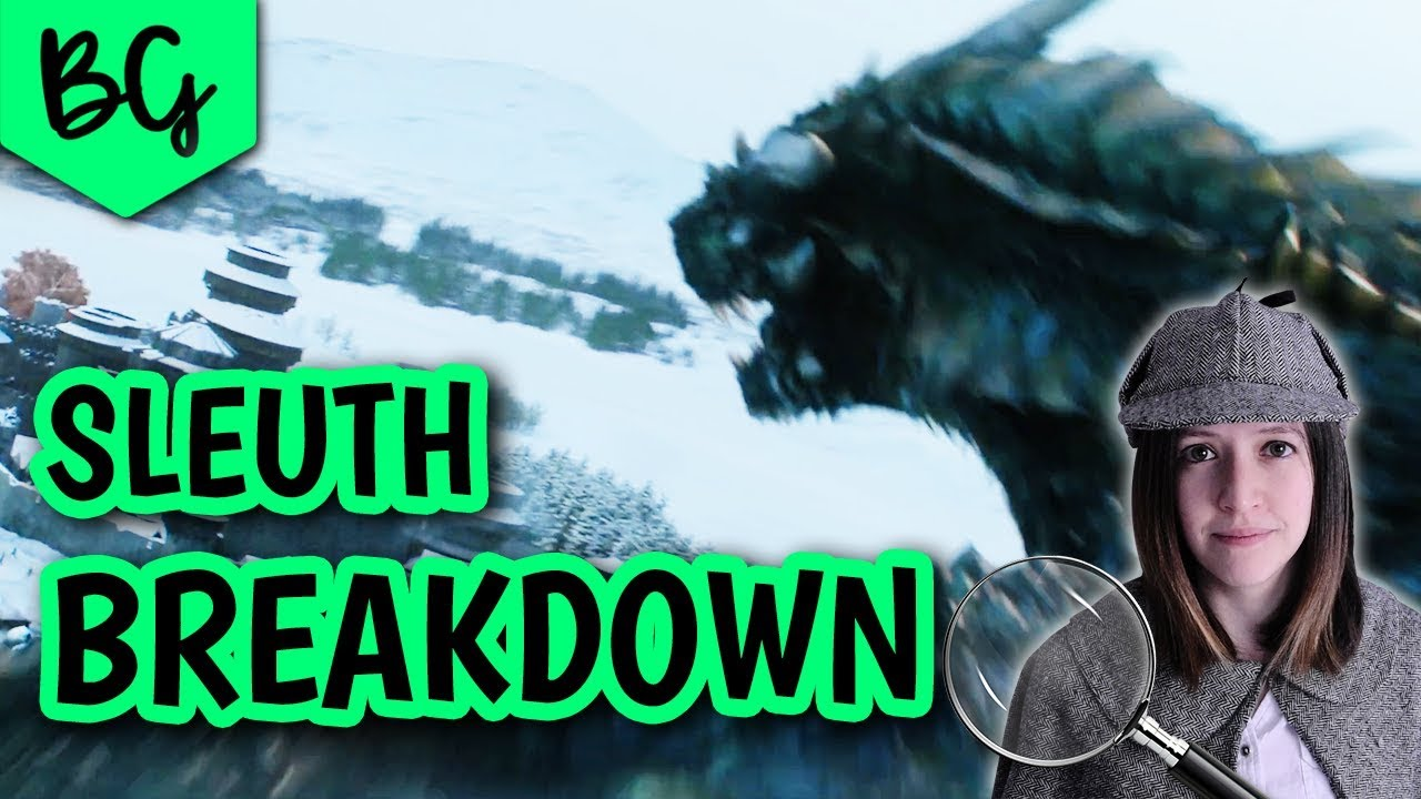 Game of Thrones S8 - Official Promos Breakdown Sleuth Style