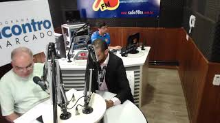 Entrevista a Rádio 98FM  Teófilo Otoni - Programa Encontro Marcado 12/09/2018