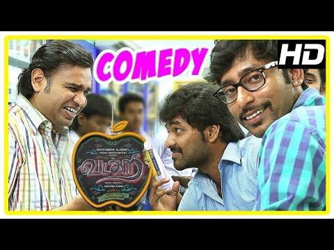 Vadacurry Tamil movie | Comedy Scenes | Jai | Swathi | RJ Balaji | Venkat Prabhu | Premgi Amaren