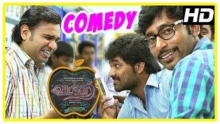 vadacurry tamil movie comedy scenes jai swathi rj balaji venkat prabhu premgi amaren